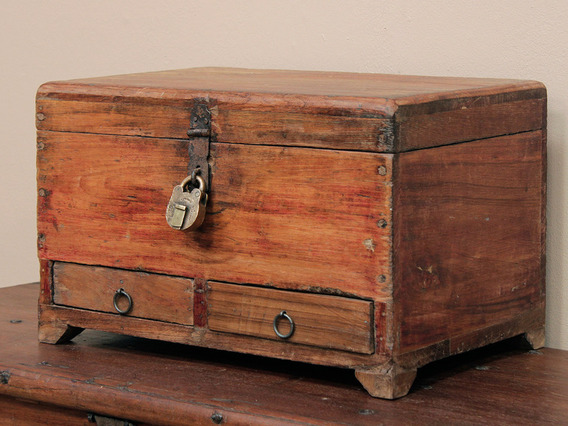 View our  Antique Merchant's Chest from the   collection