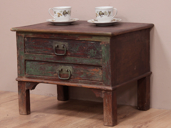 View our  Green Merchant's Table from the   collection