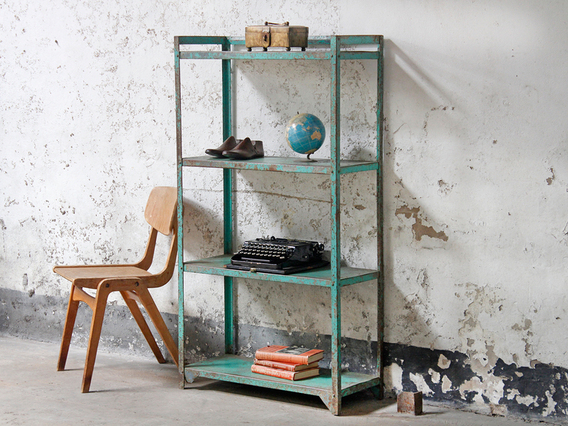 View our  Industrial Shelving Unit from the   collection