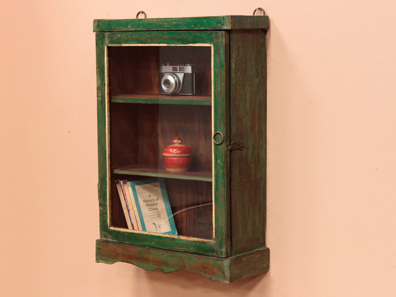 View our  Green Wall Cabinet  from the   collection