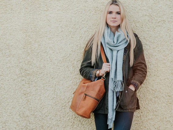 View our  Leather Hobo Bag from the  Gifts collection