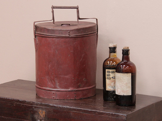 View our  Metal Storage Tin from the  Metal collection