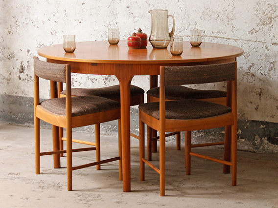 View our  Mid-Century Chairs by McIntosh from the   collection