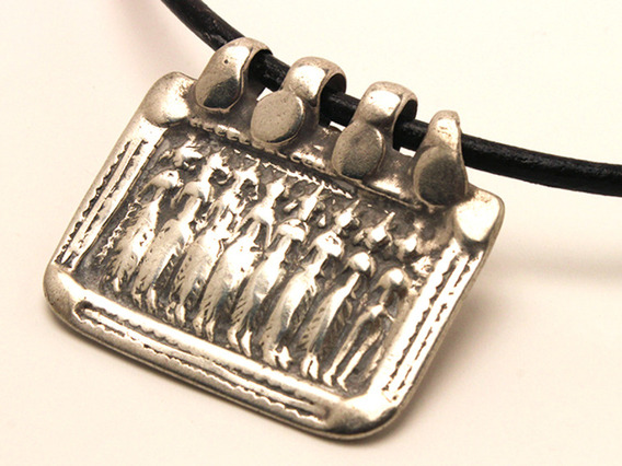 View our  Old Silver Pendant from the  Valentine's Gifts collection