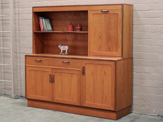View our  Retro 1960s G-Plan Display Unit from the   collection