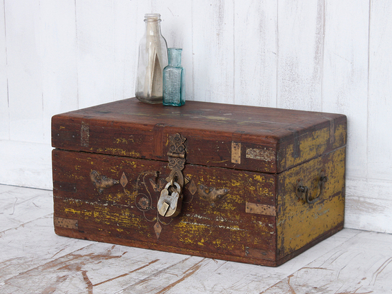 View our  Antique Treasure Chest from the   collection