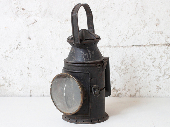 View our  Old Railway Signal Lamp from the  Vintage & Retro Lighting collection
