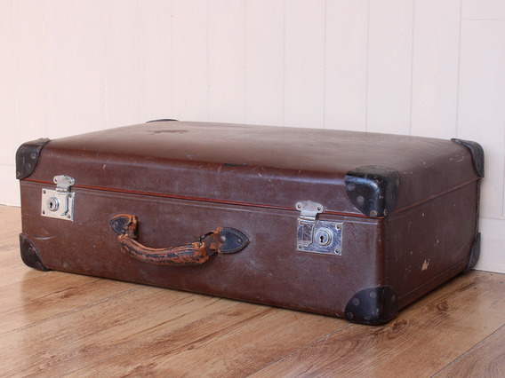 View our  Retro Suitcase from the   collection