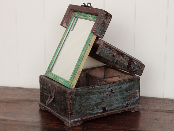 View our  Rustic Barber's Box from the   collection