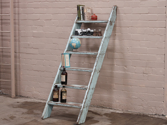 View our  Ladder Shelf from the  Upcycled collection