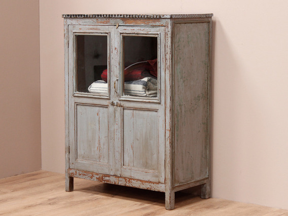 View our  Rustic Floor Cabinet from the   collection