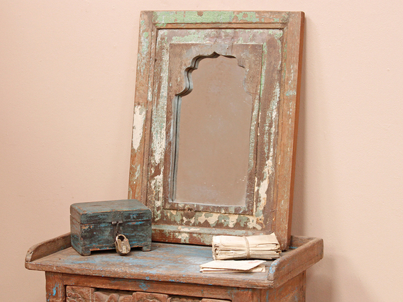 View our  Rustic Mirror from the  Wooden Mirrors collection