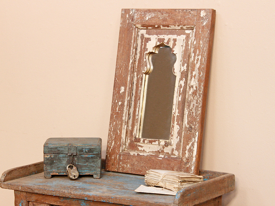 View our  Rustic Mirror from the  Bedroom Furniture collection