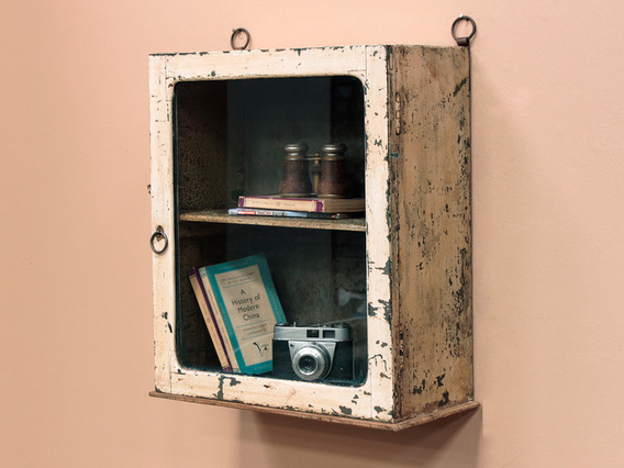 View our  Rustic Painted Cabinet  from the  Vintage Cabinets & Cupboards collection