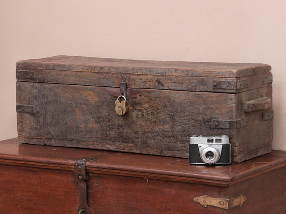 View our  Rustic Storage Box from the  Sold collection