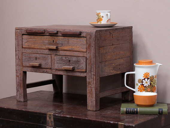 View our  Rustic  Cabinet from the   collection