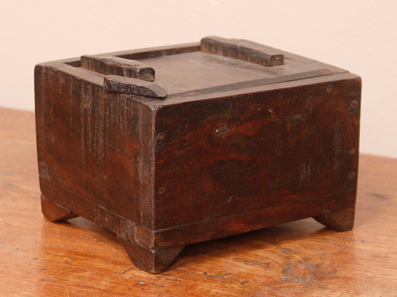 View our  Old Wooden Box from the  Old Wooden Chests, Trunks & Boxes collection