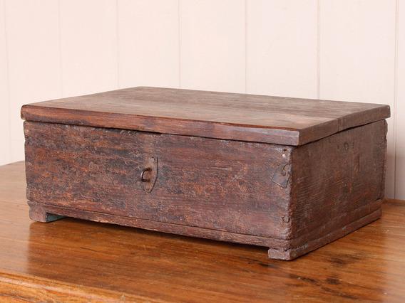 View our  Rustic Trinket Chest from the  For The Home collection