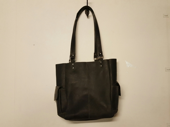 View our  SAMPLE Black Tote bag from the  Sold collection