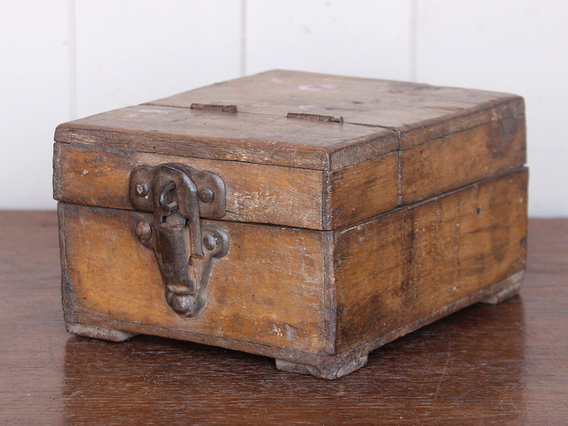 View our  Old Shaving Box from the   collection