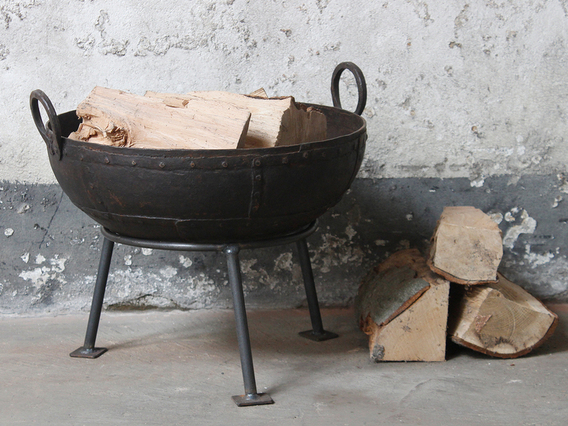 View our  Kadai Fire Pit - Small from the  Outdoor Furniture collection