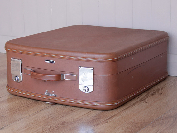 View our  Vintage Travel Wardrobe Suitcase from the  Vintage Suitcases collection