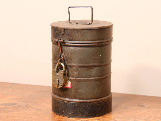 View our  Metal Storage Tin from the   collection