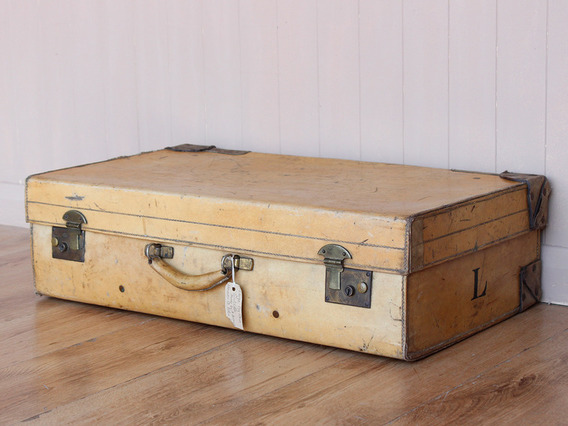View our  Vellum Suitcase from the  Sold collection