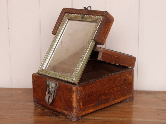 View our  Vintage Barber's Box  from the   collection