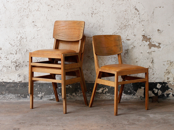 View our  Vintage Ben Chairs (per pair) from the   collection