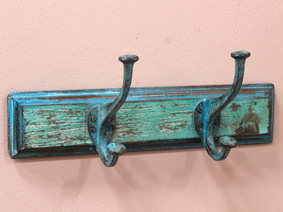 View our  Vintage Style 2-Hook Coat Rack from the   collection