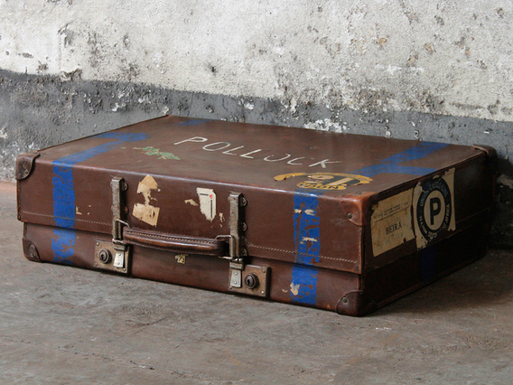 View our  Leather Suitcase By Revelation from the  Vintage Suitcases collection