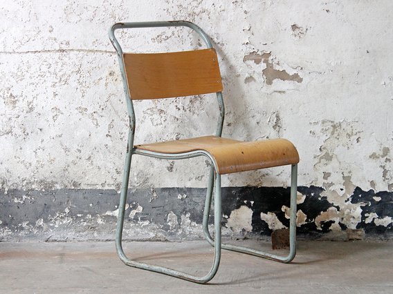 View our  Vintage Stacking Chair from the   collection