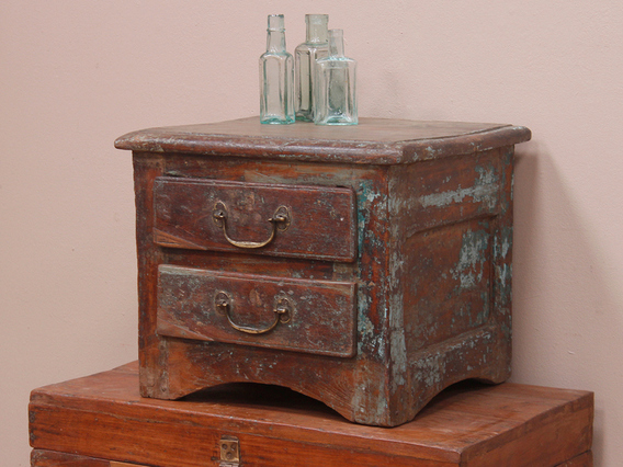 View our  Vintage Teak Drawer Cabinet from the   collection