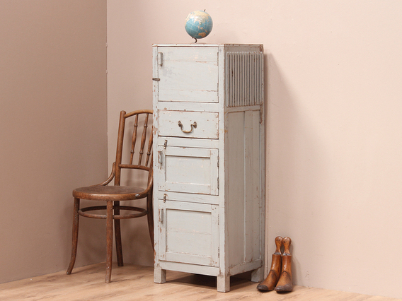 View our  Vintage White Cabinet from the  Sold collection