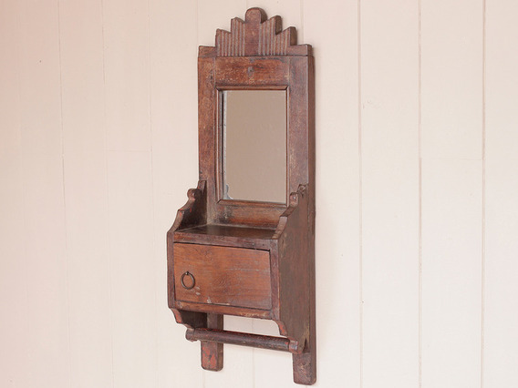 View our  Vintage Wall Mirror from the  Wooden Mirrors collection