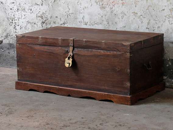 View our  Blanket Box from the  Blanket Box collection