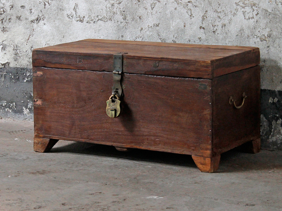 View our  Wooden Storage Chest from the  Furniture and Interiors collection