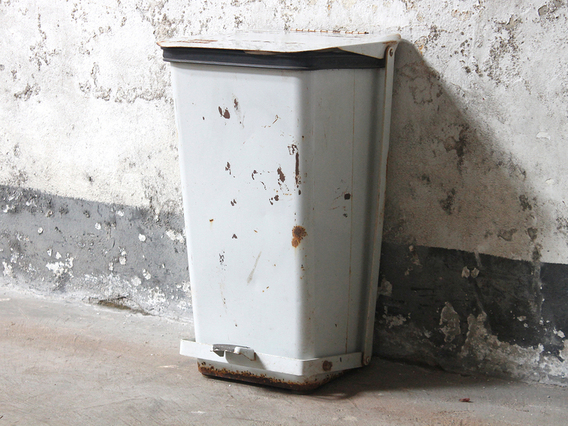 View our  White Ship's Bin By Mipro from the  Vintage Cabinets & Storage Cupboards collection