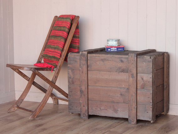 View our  Wooden Shipping Crate from the   collection