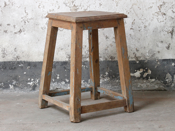 View our  Wooden Stool from the   collection