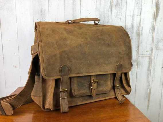 View our  SECONDS Large Overlander Bag from the  Sold collection