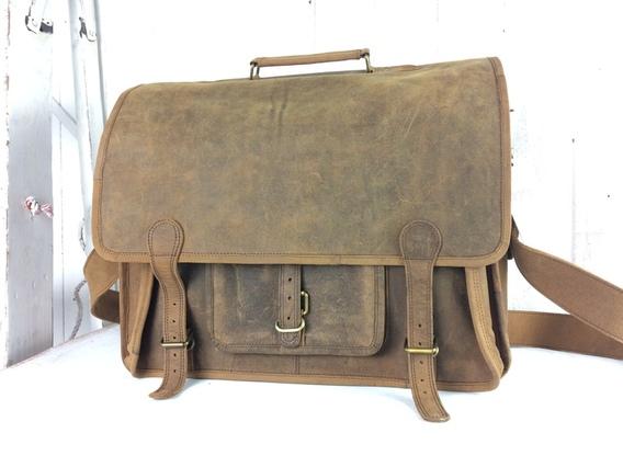 SECONDS Large Overlander Bag 18 Inch
