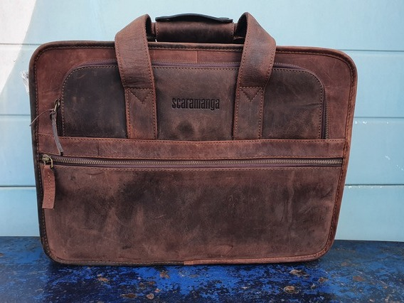 View our  SECONDS The Cityscape Laptop Bag from the  Sold collection