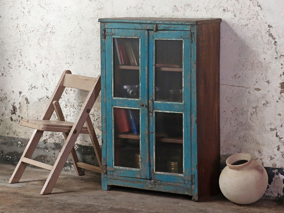 View our  Shabby Chic Storage Cabinet from the   collection