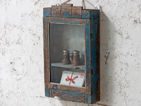 View our  Shabby Chic Display Cabinet from the  Vintage Cabinets & Cupboards collection