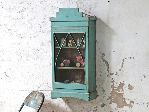 View our  Shabby Chic Vintage Wall Cabinet  from the   collection