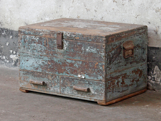 View our  Shabby Chic Storage Chest from the  Sold collection