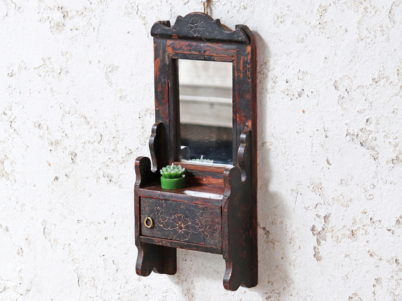 View our  Vintage Wall Mirror from the  Sold collection