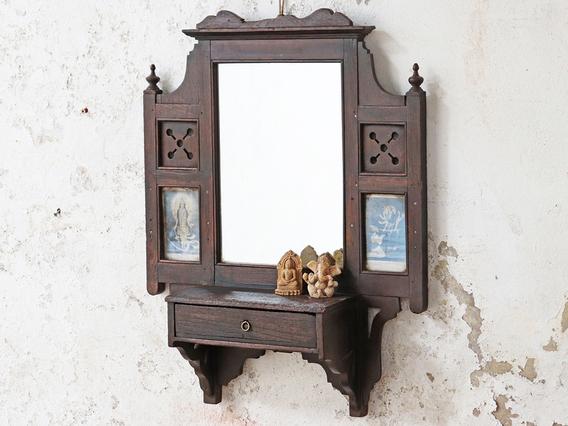 Vintage Bathroom Mirrors Wall Mirrors Scaramanga